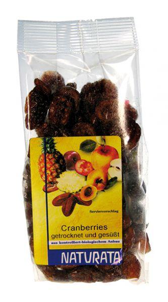 Cranberries getrocknet