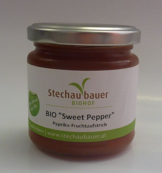 Sweet Pepper (Paprika-Fruchtaufstrich)