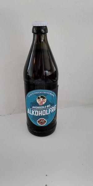 Jakobsgold alkoholfrei 0,5 l Mehrweg