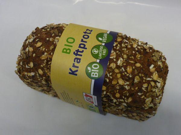 Kraftprotz Brot