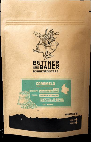 Filterkaffee Caramelo