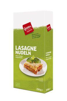 Lasagne Nudeln Platten hell