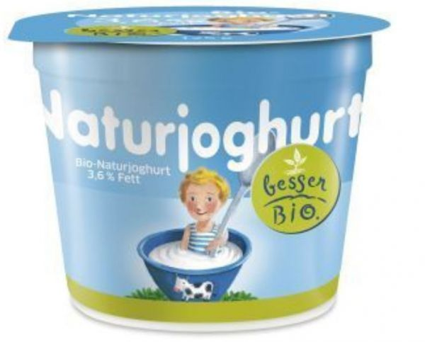Joghurt natur 3,6%
