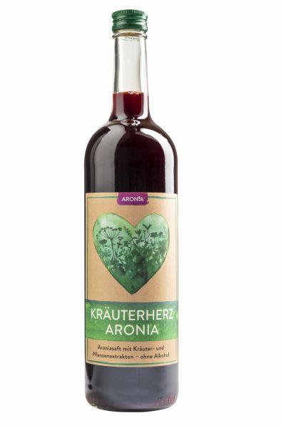 Aronia-Kräuterherz