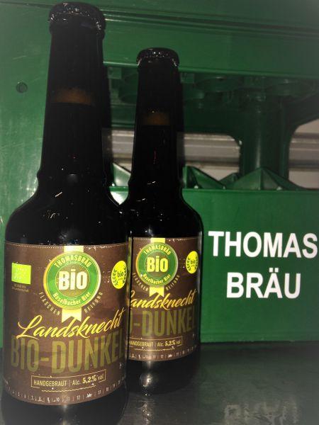 Landsknecht Bio-Dunkel Bier