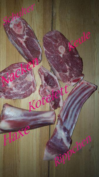 Lammfleisch (auf Vorbestellung)