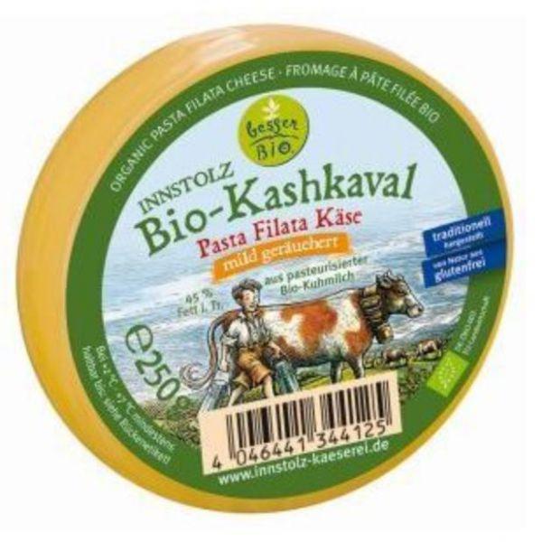 Kashkaval geräuchert 45%