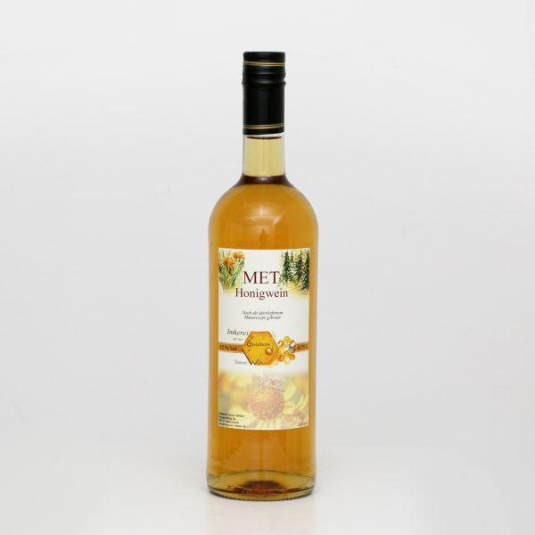 Honigwein - Imkerei mit der Goldnote