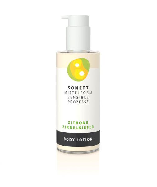 Körperlotion Zitrone Zierbelkiefer