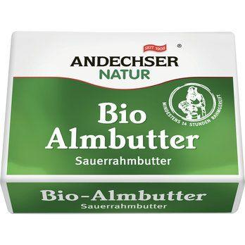Alm Butter Andechser
