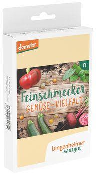Feinschmeckergemüse - Saatgut