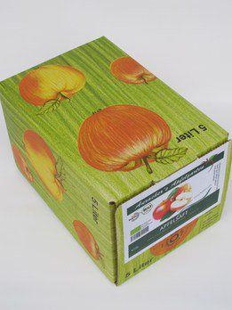 Apfelsaft naturtrüb Bag in box