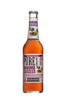 Pure Rhabarber Cassis