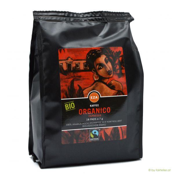Organico Espresso-Pads