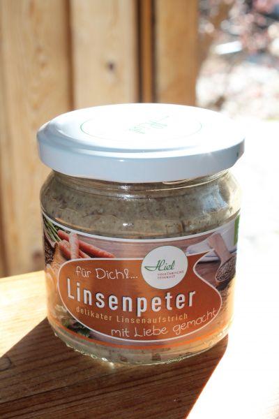 Aufstrich Linsenpeter