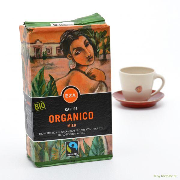 Organico mild gemahlen