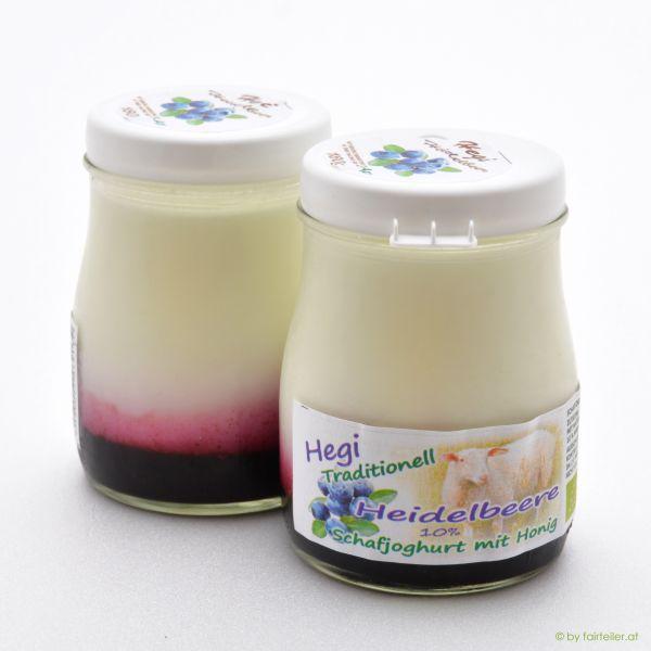 Hegi Schafjoghurt Heidelbeere