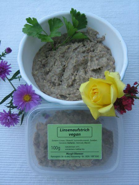 Linsenaufstrich
