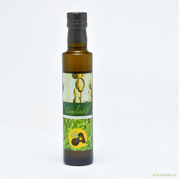 Leindotteröl (Camelinaöl)