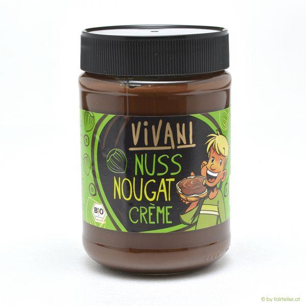 Nuss-Nougat-Crème