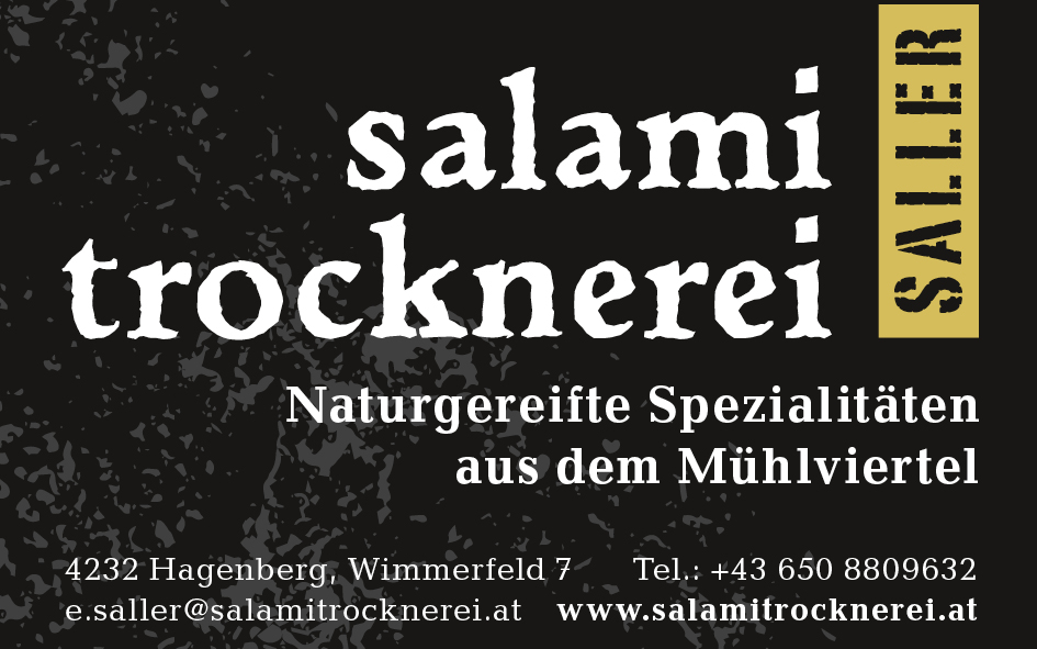 Saller, Salamitrocknerei