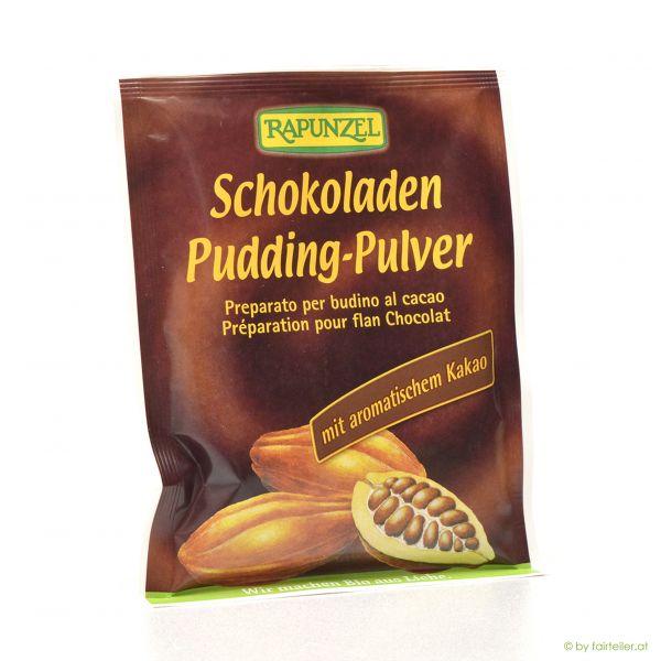 Pudding-Pulver Schokolade