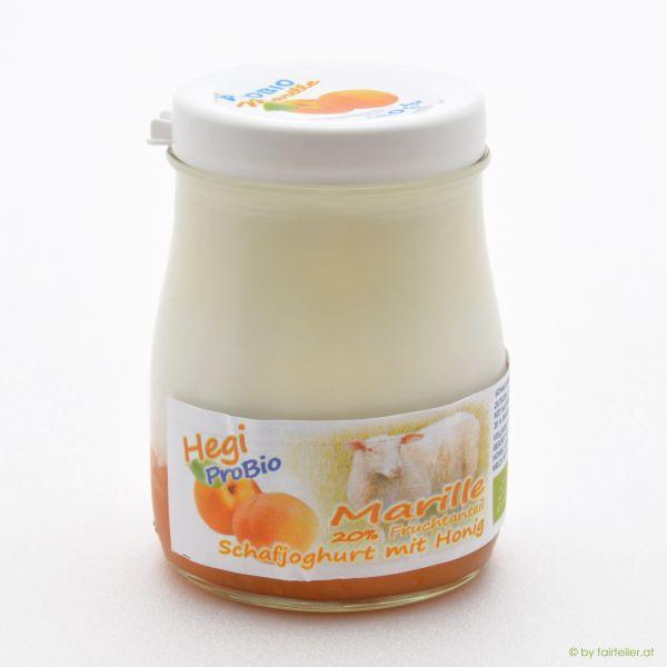Hegi Schafjoghurt Marille, probiotisch