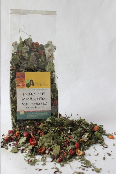 Tee Früchte-Kräutermischung