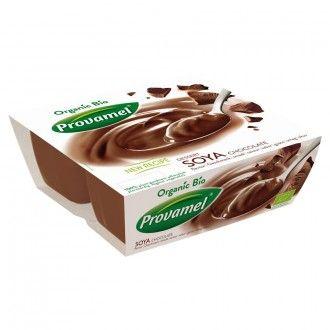 Sojadessert Schokolade