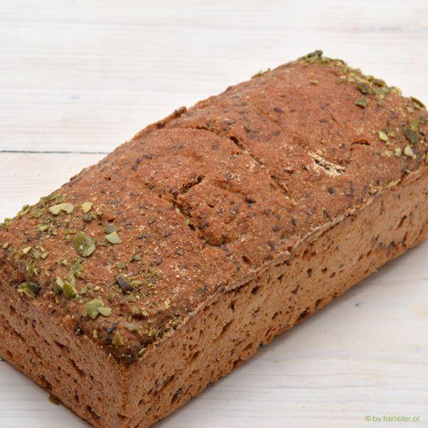 Dinkel-Roggen-Vollkorn Brot