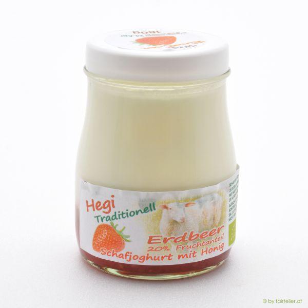 Hegi Schafjoghurt Erdbeere