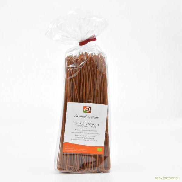 Spaghetti Dinkelvollkorn