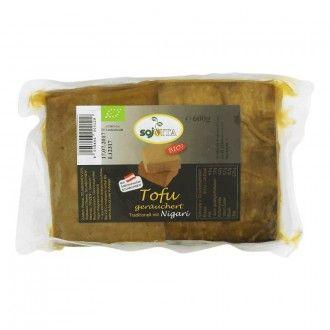 Tofu geräuchert