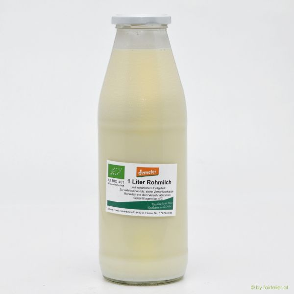 Kuhrohmilch