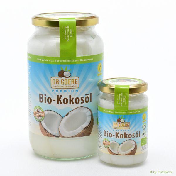 Kokosöl - Premium Qualität
