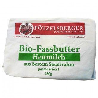 """Butter """"Sauerrahm-Fassbutter"""""""