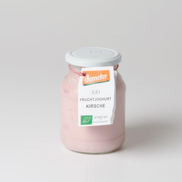 Fruchtjoghurt Kirsche