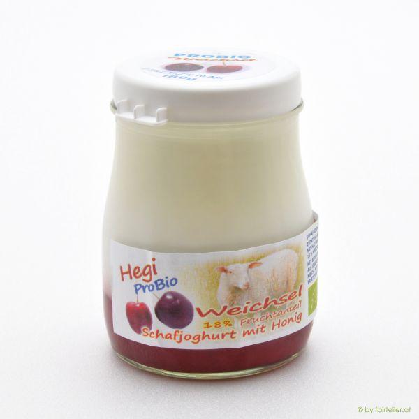 Hegi Schafjoghurt Weichsel, probiotisch