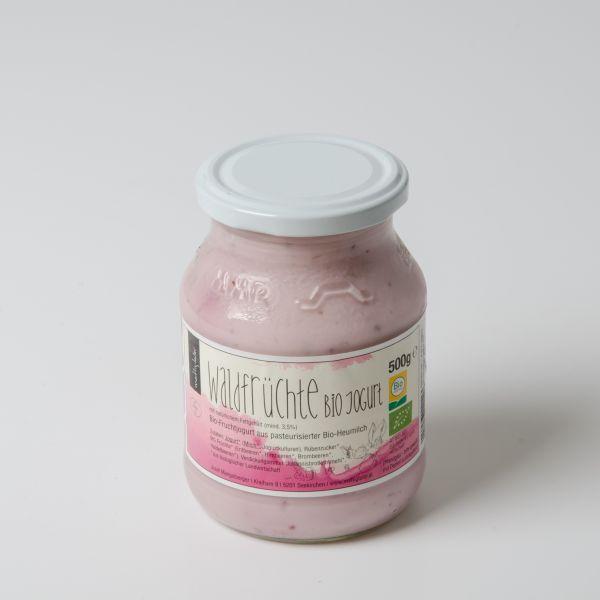 Fruchtjoghurt Waldbeere