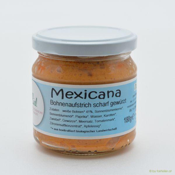 Aufstrich Mexicana Bohnen