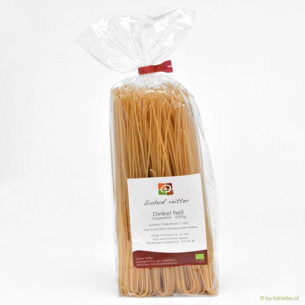 Spaghetti Dinkel hell