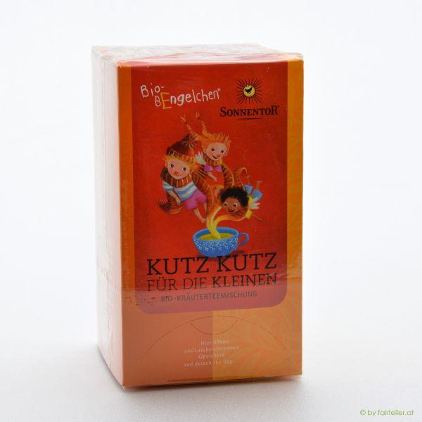 Tee KutzKutz für die Kleinen-Tee Bio-Bengelchen Kräuterteemischung Beutelö