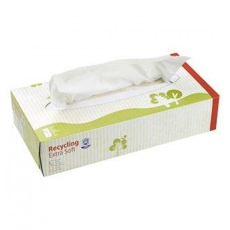 Kosmetiktücher Recycling Extra Soft