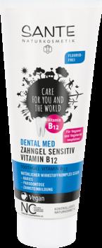 SANTE Zahngel Vitamin B12 ohne Fluorid