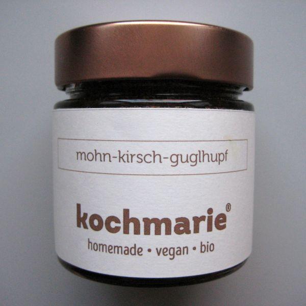 Mohn Kirsch Gugelhupf