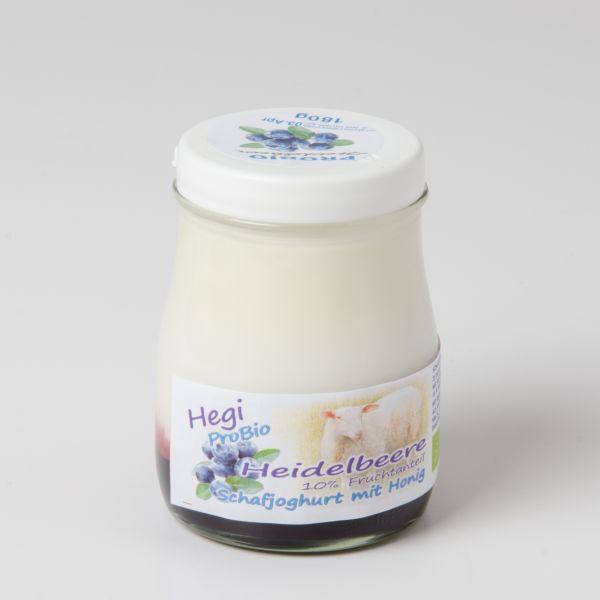 Schafjoghurt probio - Heidelbeere