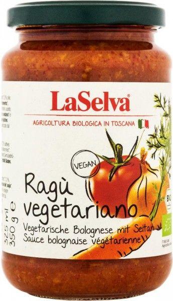 Bolognese vegetarisch mit Seitan