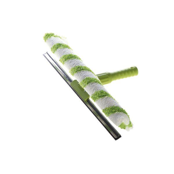 Fensterwischer mit Faser (35cm breit)
