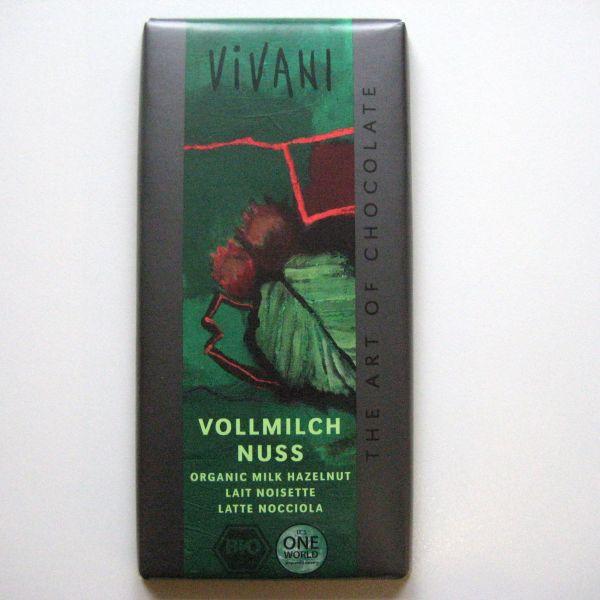 Vollmilch Nuss Schoko