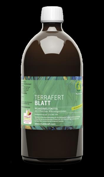 Terrafert Blatt